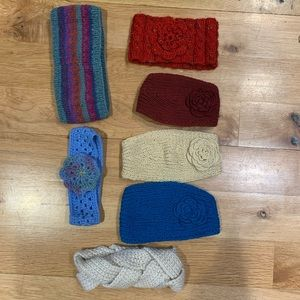 Other - Lots of Winter Head Bands!  EUC